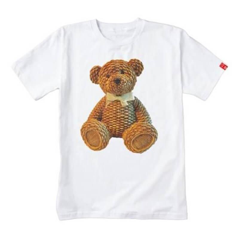 Tisak na majice Impressura puzzle