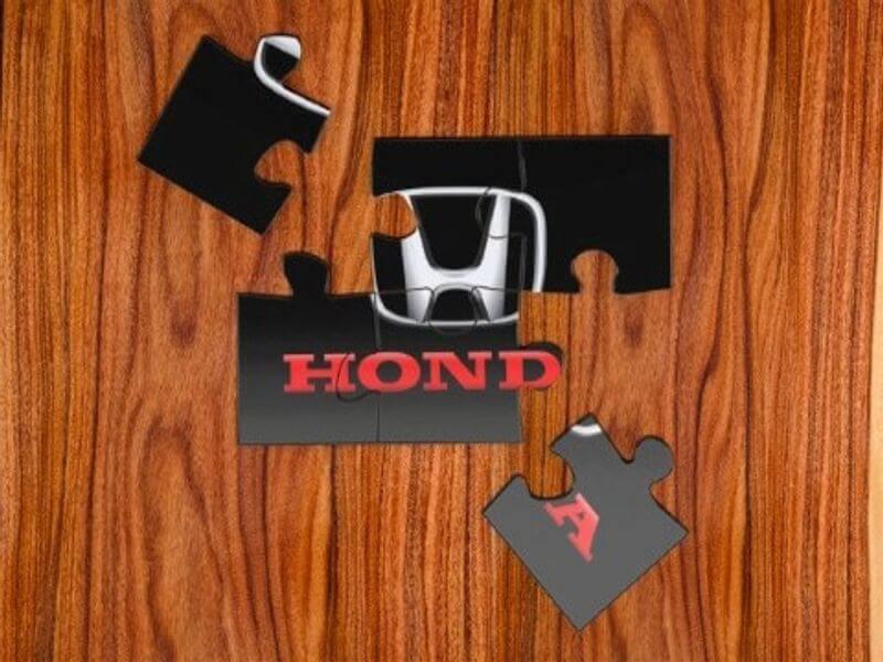 Honda Impressura puzzle