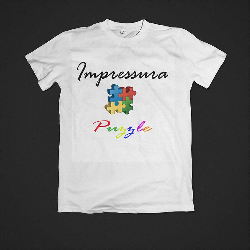 Impressura tisak na majice