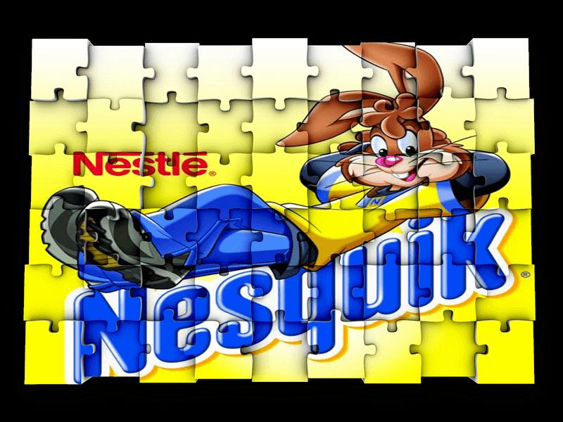 Nestle Impressura promotivne puzzle
