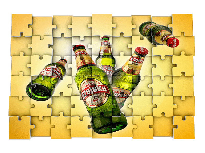 Ožujsko Impressura puzzle